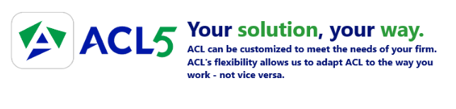 Your Solution Your Way ACL5